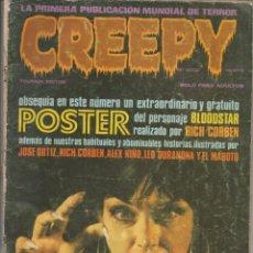 Fumetti: CREEPY Nº DOCE - EDITORIAL TOURTAIN. Lote 246553650