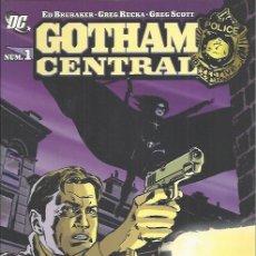 Comics : GOTHAM CENTRAL (PLANETA-DEAGOSTINI) 2006-2007 COMPLETO. Lote 246640735