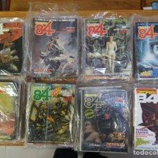 Fumetti: REVISTA ZONA 84 #1 AL #95 COMPLETA + NÚMERO ESPECIAL. Lote 246670860