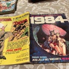 Fumetti: 1984 - Nº 8 - TOUTAIN EDITOR 1979 - COMIC DE FANTASIA Y CIENCIA FICCION. Lote 246926250