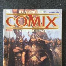 Fumetti: COMIX INTERNACIONAL Nº 39 - 1ª EDICIÓN - TOUTAIN - 1984 - ¡COMO NUEVO!. Lote 247111455