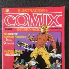 Fumetti: COMIX INTERNACIONAL Nº 48 - 1ª EDICIÓN - TOUTAIN - 1984 - ¡COMO NUEVO!. Lote 247155855