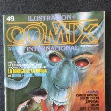 Fumetti: COMIX INTERNACIONAL Nº 49 - 1ª EDICIÓN - TOUTAIN - 1985 - ¡MUY BUEN ESTADO!. Lote 247157150