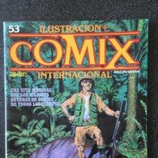 Fumetti: COMIX INTERNACIONAL Nº 53 - 1ª EDICIÓN - TOUTAIN - 1985 - ¡NUEVO!. Lote 247159890