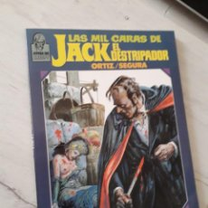 Comics : 5 ALBUM TOUTAIN -LAS MIL CARAS DE JACK EL DESTRIPADOR-TRAGAPERRAS-CHARLIE MOON-LA SUPERVIVIENTE 1-2. Lote 247290610