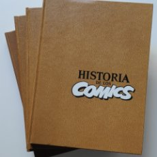 Fumetti: HISTORIA DE LOS CÓMICS TOUTAIN JAVIER COMA 1982 COMPLETA 4 VOLÚMENES. Lote 247978080