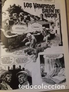 Cómics: Antología de los mejores comics de Vampiros - Foto 3 - 248058595