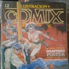 Comics: ILUSTRACION + COMIX INTERNACIONAL 12. Lote 248755130