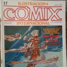 Comics: ILUSTRACION + COMIX INTERNACIONAL 17. Lote 248755355