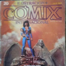 Comics: ILUSTRACION + COMIX INTERNACIONAL 20. Lote 248755515