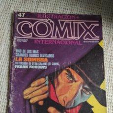 Comics: COMIX INTERNACIONAL Nº 47 - EDITA : TOUTAIN AÑOS 80. Lote 249304575