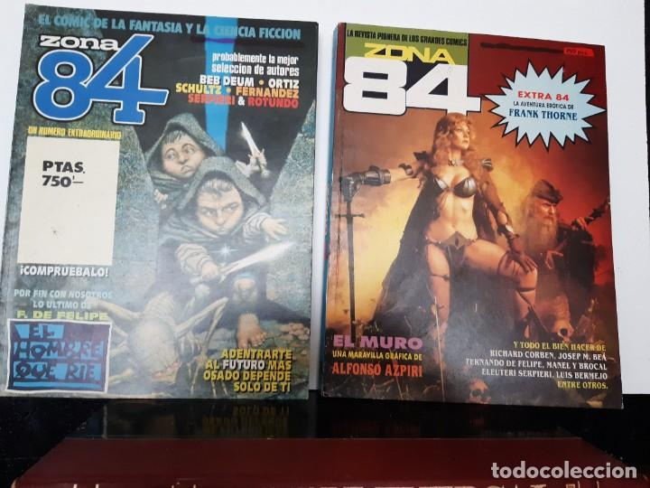 CÓMICS ZONA 84 (Tebeos y Comics - Toutain - Zona 84)
