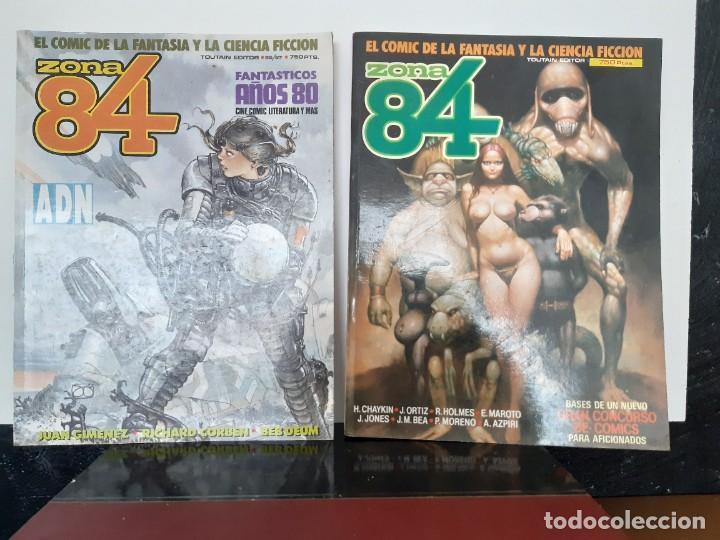 Cómics: cómics zona 84 - Foto 5 - 251304870