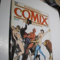Comics: COMIX INTERNACIONAL Nº 57 100 PÁGINAS (BUEN ESTADO). Lote 251410865