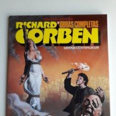 Cómics: RICHARD CORBEN OBRAS COMPLETAS NUM 9. ¡ NUEVO!. Lote 251624285