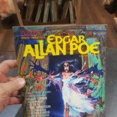Cómics: CÓMIC CREEPY TRIBUTO A EDWARD ALLAN POE TOUTAINE EDITOR. Lote 252148325