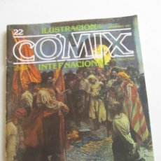 Cómics: ILUSTRACION + COMIX INTERNACIONAL - Nº 22 - TOUTAIN EDITOR E2. Lote 252496380