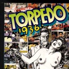 Cómics: TORPEDO 1936. TOMO Nº 4. SANCHEZ ABULI - JORDI BERNET. TOUTAIN EDITOR, 1986. Lote 252622370