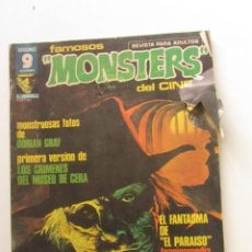 Cómics: FAMOSOS MONSTERS DEL CINE. Nº 13 GARBO EDITORIAL, 1975 LEER DESCRIPCION E2. Lote 252702655