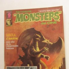 Cómics: FAMOSOS MONSTERS DEL CINE. Nº 7 GODZILA GARBO EDITORIAL, 1975 LEER DESCRIPCION E2. Lote 252729355