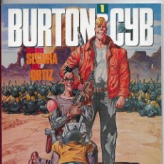 Cómics: BURTON & CYB 1988 TOUTAIN EDITOR. Lote 252930580