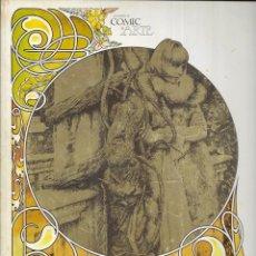 Cómics: CUANDO EL COMIC ES ARTE. PEPE GONZALEZ. TOUTAIN EDITOR S.A. 1978. Lote 253016760