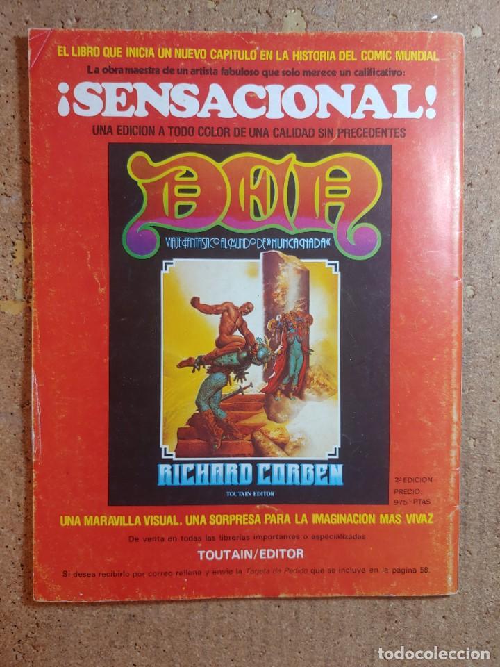 Cómics: COMIC 1984 DEL AÑO 1982 Nº 39 - Foto 2 - 253407435