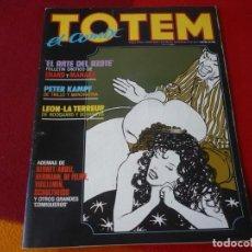 Cómics: TOTEM EL COMIX Nº 27 ( MANARA TRILLO BERNET HERMANN ) ¡BUEN ESTADO! TOUTAIN NUEVA EPOCA. Lote 253953680