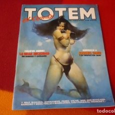 Cómics: TOTEM EL COMIX Nº 29 ( MANARA TRILLO INSPECTOR DAN ) ¡BUEN ESTADO! TOUTAIN NUEVA EPOCA. Lote 253953755