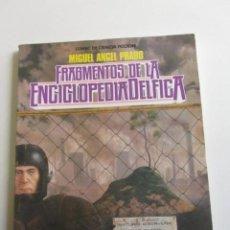 Cómics: FRAGMENTOS DE LA ENCICLOPEDIA DÉLFICA. MIGUELANXO PRADO TOUTAIN C8. Lote 254026875