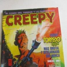 Cómics: CREEPY Nº 68 PRIMERA EPOCA. TOUTAIN. COMICS DEL TERROR Y LO FANTASTICO BUEN ESTADO ARX89. Lote 254029775