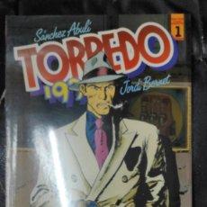 Cómics: TORPEDO 1936 Nº 1 ( SANCHEZ ABULI-JORDI BERNET ) TOUTAIN EDITOR. Lote 254354385