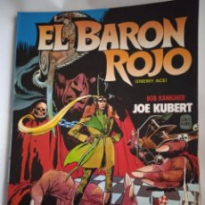 Cómics: EL BARON ROJO-JOE KUBERT-TOUTAIN. Lote 254569795