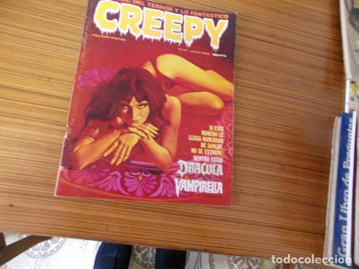 CREEPY Nº 37 EDITA TOUTAIN (Tebeos y Comics - Toutain - Creepy)