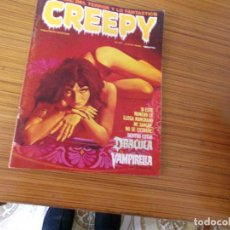 Cómics: CREEPY Nº 37 EDITA TOUTAIN. Lote 254679820