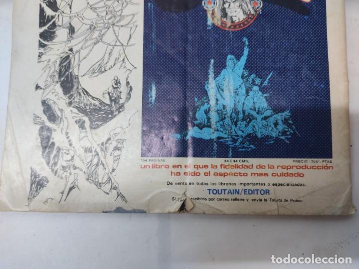 Cómics: LOTE DE 6 TEBEOS CREEPY NUMEROS 0,10,14,17,21,24, - Foto 5 - 254759645