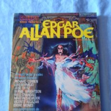 Fumetti: CREEPY RINDE TRIBUTO A EDGAR ALLAN POE - TOUTAIN EDITOR - 1980 CORBEN. Lote 254947145