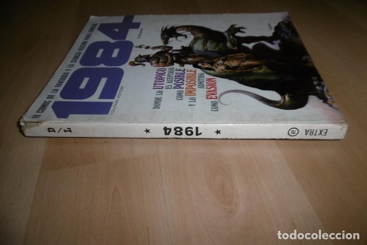 COMIC 1984 EXTRA Nº 2 TOUTAIN (Tebeos y Comics - Toutain - 1984)