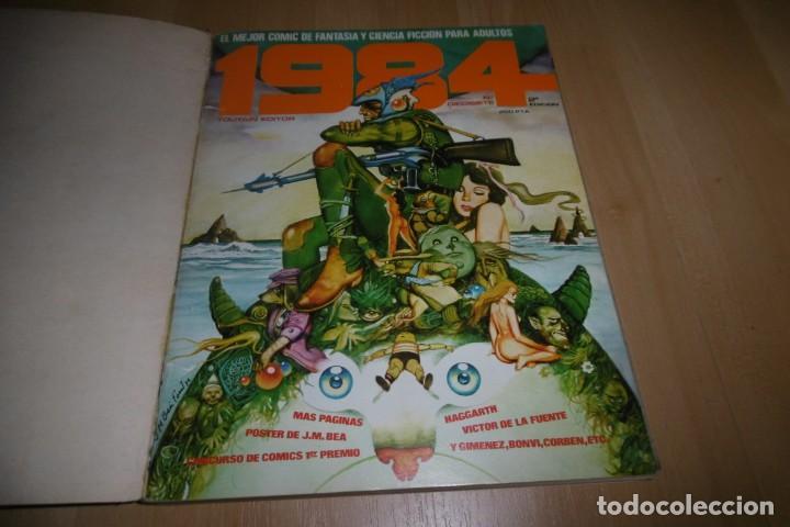Cómics: Comic 1984 EXTRA Nº 2 TOUTAIN - Foto 2 - 254989210