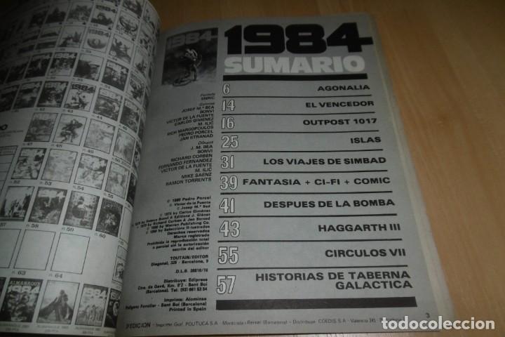 Cómics: Comic 1984 EXTRA Nº 2 TOUTAIN - Foto 4 - 254989210