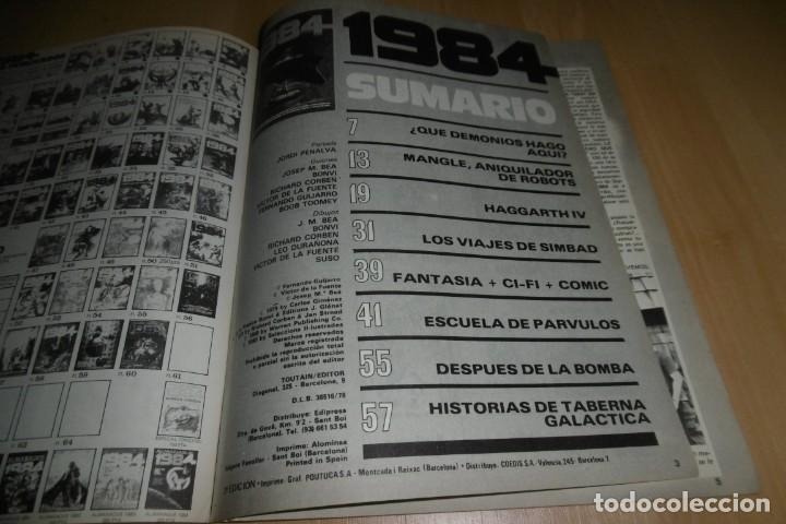 Cómics: Comic 1984 EXTRA Nº 2 TOUTAIN - Foto 5 - 254989210