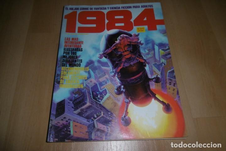 COMIC 1984 EXTRA Nº 6 TOUTAIN (Tebeos y Comics - Toutain - 1984)