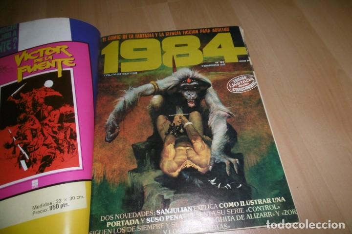 Cómics: Comic 1984 EXTRA nº 6 TOUTAIN - Foto 5 - 254989570
