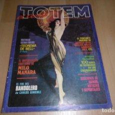 Cómics: COMIC TOTEM EL COMIX Nº 13. TOUTAIN. Lote 254990710