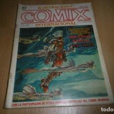 Cómics: COMIC TOTEM COMIX ILUSTRACIÓN+ INTERNACIONAL Nº 17. TOUTAIN. Lote 254991580