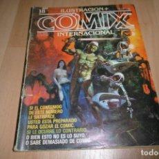 Cómics: COMIC COMIX ILUSTACIÓN+ INTERNACIONAL Nº 18. TOUTAIN. Lote 254995415
