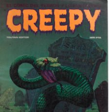 Cómics: CREEPY ALMANAQUE 1985. TOUTAIN EDITOR.. Lote 255336915