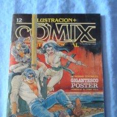 Cómics: COMIX INTERNACIONAL Nº 12 EDITORIAL TOUTAIN. Lote 255425090