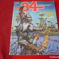 Cómics: ZONA 84 Nº 4 ( ALTUNA MIGUEL ANGEL PRADO ) TOUTAIN EL COMIC DE LA FANTASIA Y LA CIENCIA FICCION. Lote 255482755