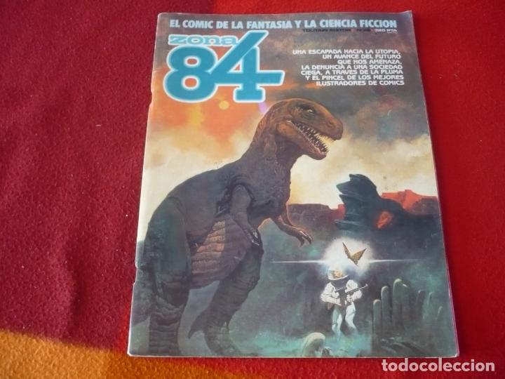 ZONA 84 Nº 28 ( MAROTO BERNET ABULI BEROY ) TOUTAIN EL COMIC DE LA FANTASIA Y LA CIENCIA FICCION (Tebeos y Comics - Toutain - Zona 84)